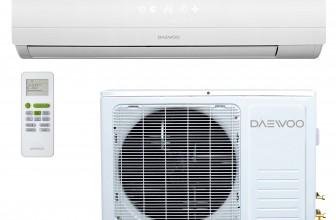 Aparat aer conditionat Daewoo DSB-F1234ELH-V Inverter, 12000 BTU, Clasa A++