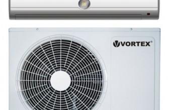 Aparat de aer conditionat Vortex VAC-A24A1D, 24000 BTU, Clasa A