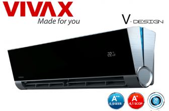 Aparat aer conditionat Vivax ACP-18CH50AEVI, Inverter, 18000 BTU/h, Clasa A++