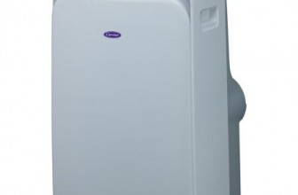 Aparat de aer conditionat portabil Carrier PC-12HPPD, 12000 BTU, Clasa A