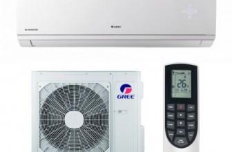 Aparat aer conditionat Gree Lomo GWH18QD-K3DNB8C Inverter 18000 BTU, Clasa A++