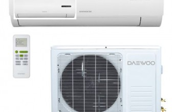 Aparat aer conditionat Daewoo DSB-F1245ELH-VK Inverter, 12000 BTU, Clasa A++