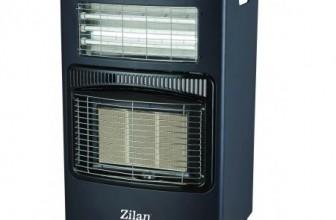 Soba pe gaz Gpl+electric ZILAN ZLN-8465