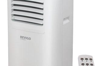 Aparat de aer conditionat portabil Turbionaire Revigo, 7000 BTU, Clasa A