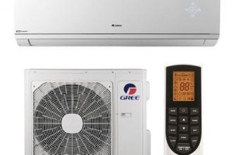 Aparat de aer conditionat Gree Lomo R32 GWH12QB-K6DNB8l Inverter 12000 BTU, Clasa A++