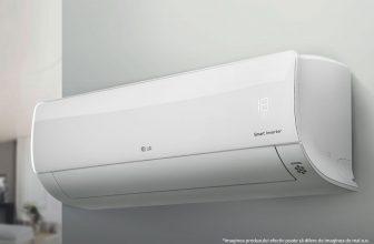 Aparat de aer conditionat LG Standard Dual Inverter S12EQ, 12000 BTU, Clasa A++